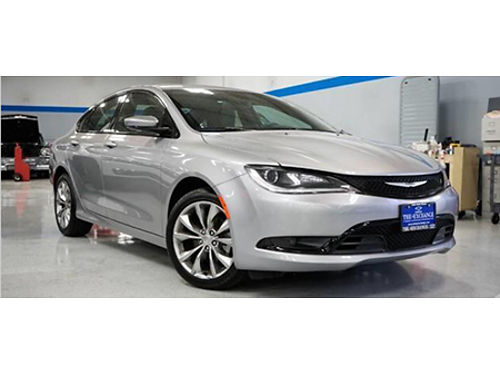 15 CHRYSLER 200 Low Miles Flawlessly Kept Inside And Out Nicely Equipped Buy With Confidence 866