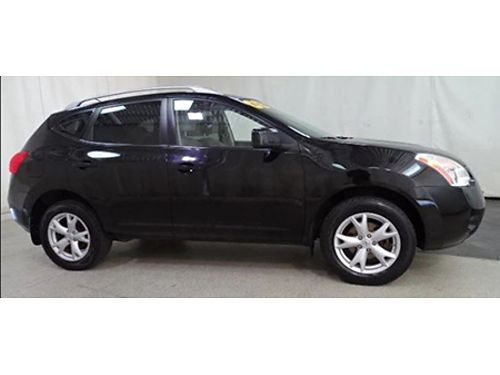 08 NISSAN ROGUE AWD Low Miles AWD Fully Loaded Very Clean Free Drivetrain Warranty Se Hable Esp