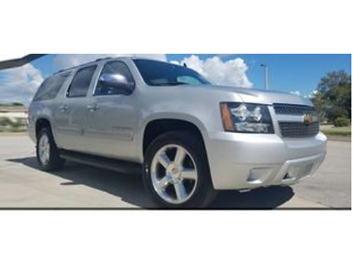 13 CHEVY TAHOE 1500 LT V8 4WD Nicely Equipped Very Roomy Clean Just Arrived To New To Picture C