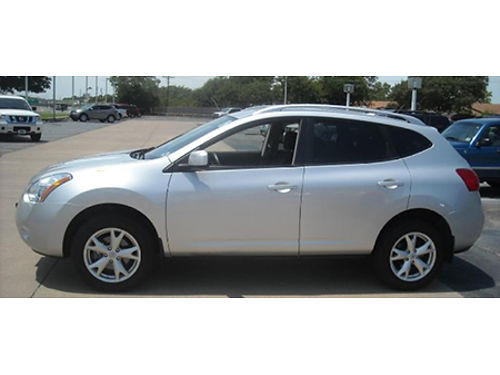 09 NISSAN ROGUE SL AWD Local Trade Fully Loaded AWD Easy To Buy Se Habla Espanol 855-322-9403