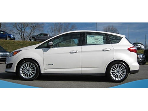 13 FORD C-MAX SEL Ford Dealer Ford Inspected Insane MPGs Fully Loaded SEL Se Hable Espanol 866-