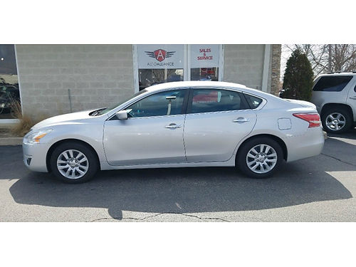 13 NISSAN ALTIMA 25 Lowest Price In The Nation Exceptional Condition All Opti