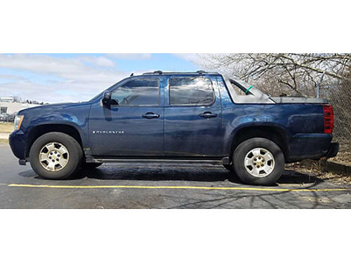 07 CHEVY AVALANCHE LT 4WD Local Trade Low Price 4x4 Fully Loaded Rare Color Easy To Buy Se Hab