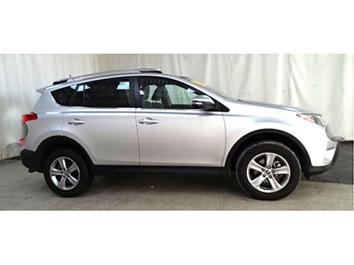 15 TOYOTA RAV 4 XLE Certified One Owner Navigation Moonroof Was 20950 855-235-7408 T50664B