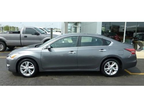15 NISSAN ALTIMA SL 25 SEDAN Only 31000 Miles Premium Set-up Local Buy Must See Bring In This