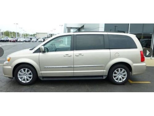 14 CHRYSLER TC TOURING Only 21000 Miles DVD Leather Premium Bring In This Ad 866-490-5173 P5
