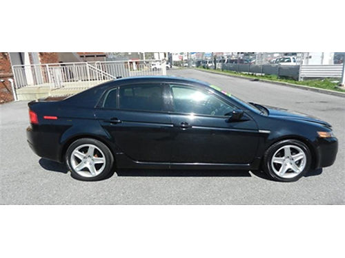 05 ACURA TL Navigation Leather Sunroof Premium And Low Priced Local Trade 866-490-5173 80427A