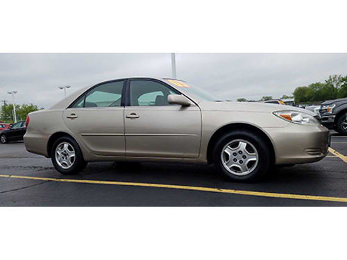 03 TOYOTA CAMRY LE Major Value Local Trade Extremely Clean Se Habla Espanol Bring In This Ad 86