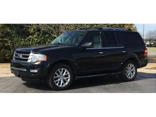 15 FORD EXPEDITION LTD Navigation Leather One Owner Premium Call With Confidence Se Habla Espan