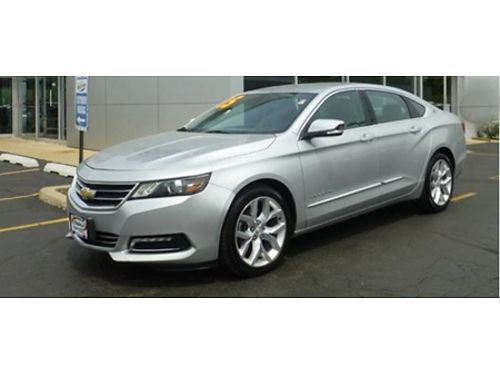 15 CHEVY IMPALA LTZ One Owner Luxury World 20 Alloys Appearance Package 866-490-5173 P5107 14