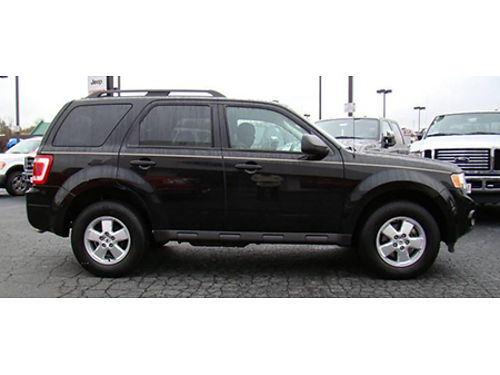 09 FORD ESCAPE LTD 4WD Premium Options Leather Moonroof 4WD Ford Dealer Ford Inspected Se Habl