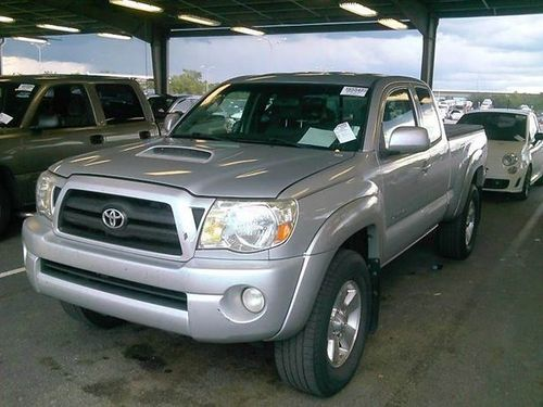 2007 TOYOTA TACOMA PRE RUNNER AC All Power Automatic Buy Here Pay Here No Credit Approved 8