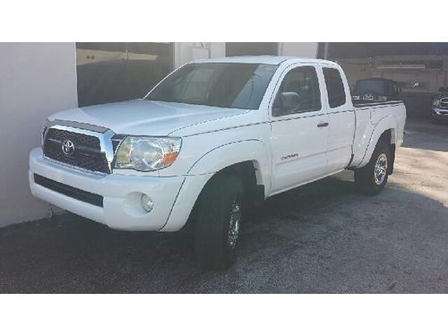 2011 TOYOTA TACOMA 4x4 Alloys Automatic Fully Loaded Backup Camera Buy Here Pay Here No Credit