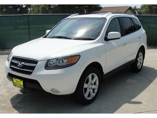 2007 HYUNDAI SANTA FE 3rd Row Seating All Power Automatic Extra Clean We Finance Everyone Buy H