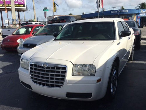 2008 CHRYSLER 300 AC All Power Automatic Extra Clean We Finance Everyone Buy Here Pay Here 8