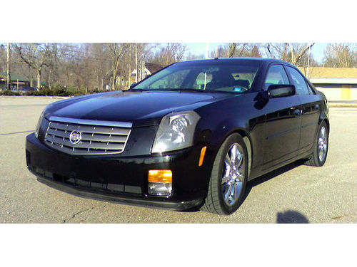 2003 CADILLAC CTS AC All Power Automatic We Finance Everyone Buy Here Pay Here 877 210-6400