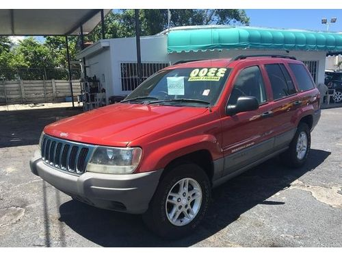 2002 JEEP GRAND CHEROKEE All Power Automatic Buy Here Pay Here Everybodys Approved 888 219-81