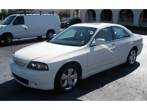 2006 LINCOLN LS All Power Automatic Leather Buy Here Pay Here We Finance Everyone 877 210-640