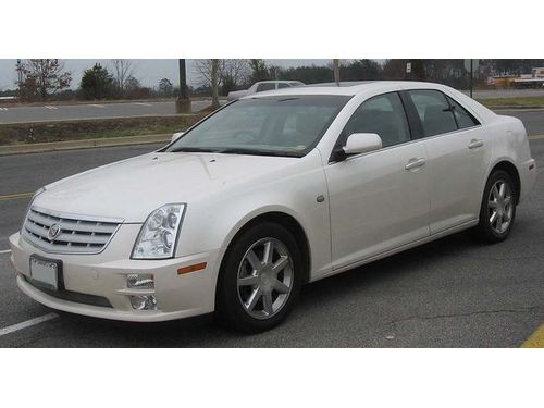 2005 CADILLAC STS AC All Power Automatic 866 203-7757 1500 Cash