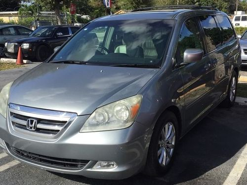 2006 HONDA ODYSSEY 3rd Row Seating AC Automatic Fully Loaded Buy Here Pay Here Everybodys App