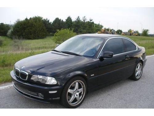 2001 BMW 330 I All Power Automatic Leather Buy Here Pay Here We Finance Everyone 877 210-6400