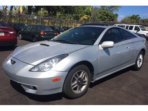 2004 TOYOTA CELICA GT All Power Alloys Automatic Buy Here Pay Here We Finance Everyone 877 21