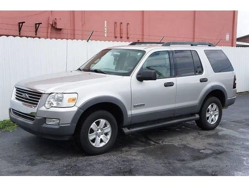 2006 FORD EXPLORER XLT All Power Alloys Automatic Buy Here Pay Here We Finance Everyone 877 2