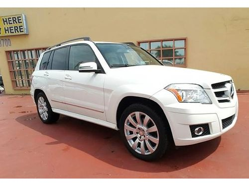 2012 MERCEDE GLK 350 All Power Alloys Automatic Fully Loaded Extra Clean Low Miles 305 707-6