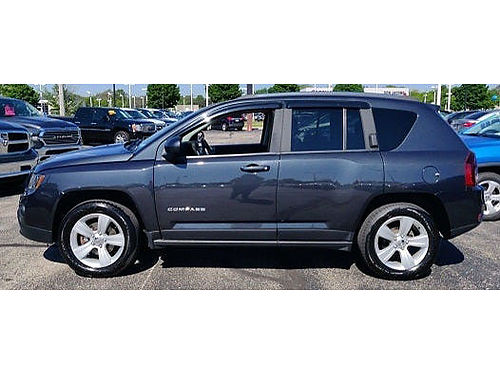 2014 JEEP COMPASS LATITUDE 4WD Recent Arrival Front Fog Lights USB Bluetooth Voice Command Deep