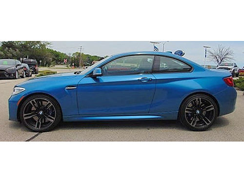 2017 BMW M2 Navigation Heated Leather Call 1-866-240-4444 P27201A 39862