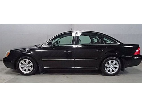 2007 FORD FIVE HUNDRED SEL Only 103K Miles Steering Wheel Ctrls Pwr Driver Seat Auto Climate Ctrl