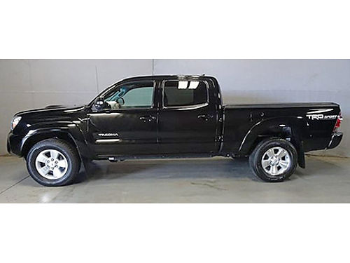 2014 TOYOTA TACOMA 4X4 Clean 1 Owner Carfax TRD Off-Road Pkg New Rear Brake Pads  Shocks Back Up