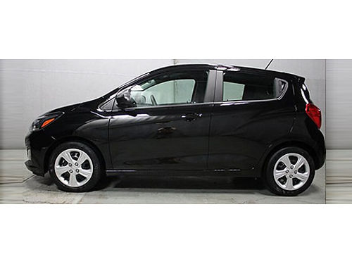 2019 CHEVROLET SPARK LS Just 8049 Miles 1 Owner W Clean Carfax Chevy MyLink Backup Cam Touchsc