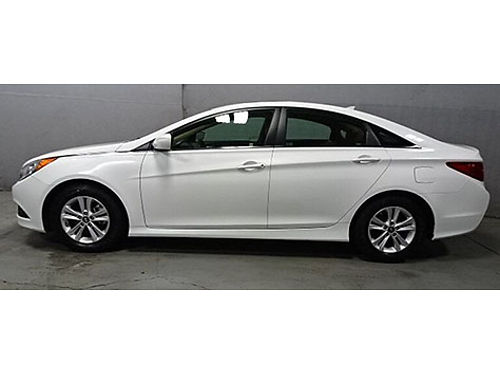2014 HYUNDAI SONATA GLS Local 1 Owner Trade In 6 Spd Automatic Great Dealership Service History S