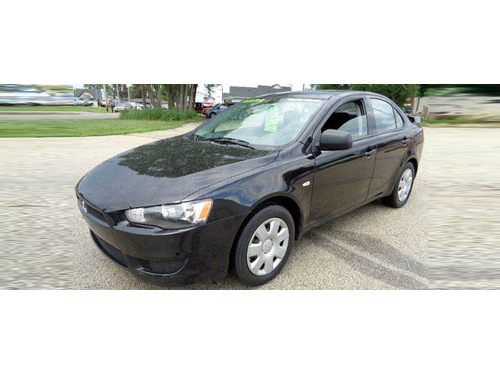 2009 MITSUBISHI LANCER Automatic Only 72k Miles Gas aving 4 Cyl MP3-CD Power Windows  Power Lo