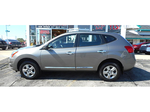 2014 NISSAN ROGUE SV AWD 1-Owner  Only 26k Miles Aux Input Keyless Entry Power Windows  Locks