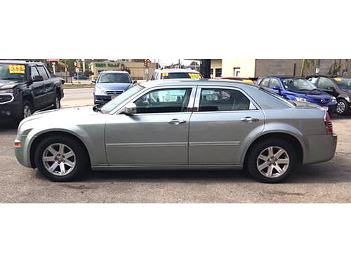 2005 CHRYSLER 300 TOURING Leather Seating Multi Function Remote Must See Call