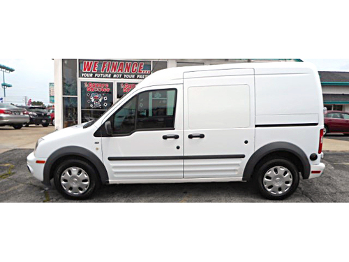 2010 FORD TRANSIT CONNECT XLT New Front Brakes Cruise Keyless Entry Lifetime Engine Warranty On M