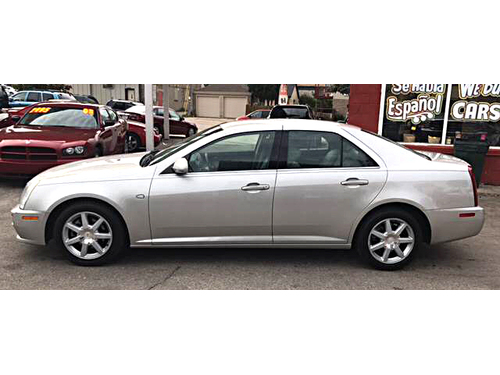 2005 CADILLAC STS Just 88k Miles Leather Seats OnStar Parking Sensors Lots To Offer Call 1-414