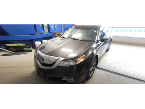 2010 ACURA TL TECH 1-Owner  Clean Carfax New Alternator Htd Seats Bluetooth Sunroof Lifetime E