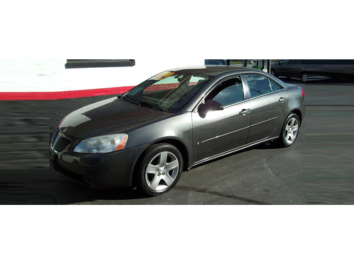 2007 PONTIAC G6 Keyless Entry Power Windows  Locks Cruise One Sharp Sedan Call 1-888-602-1176