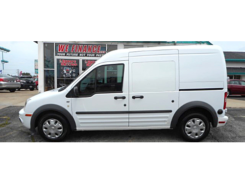 2010 FORD TRANSIT CONNECT XL CD Player Heated Mirrors Keyless Entry Cruise Ready To Work For You