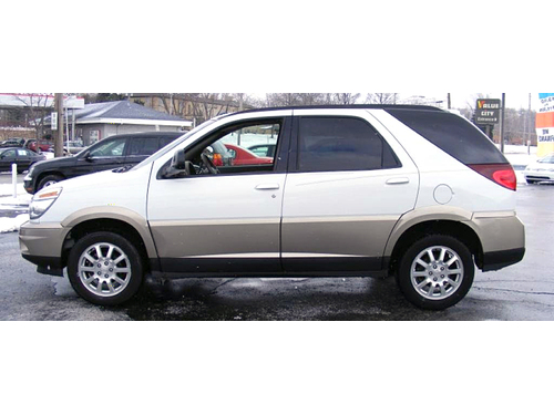 2005 BUICK RENDEZVOUS CX Climate Ctrl Homelink Keyless Entry Cruise  More