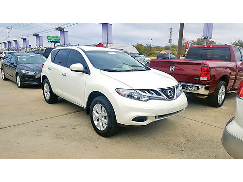 10 NISSAN MURANO AC DUAL ALLOYS AUTO  4 PTS 888 309-1508 795ENG