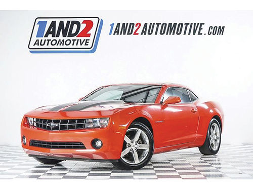 10 CHEVY CAMARO 1LT AC DUAL ALLOYS SUPER LIMPIO 2 PTS P8594 214 771-8889 12988