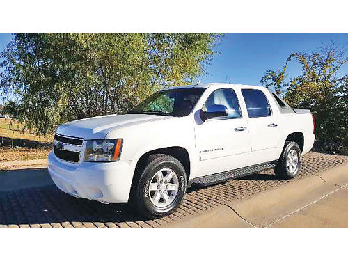 07 CHEVY AVALANCHE LS ALLOYS AUTO  BLUETOOTH ESTRIBOS PIEL 4 PTS 817 210-4920 1490ENG