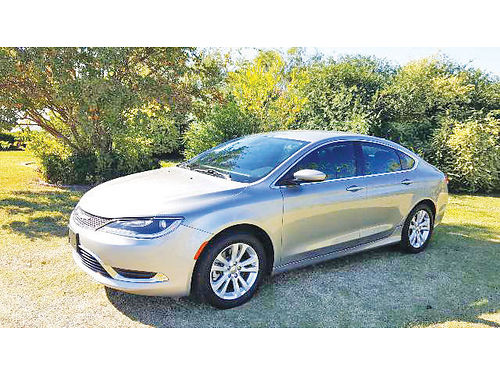 15 CHRYSLER 200 LIMITED AC DUAL ALLOYS AUTO  PIEL QUEMAC 4PTS 214 451-5964 1690ENG
