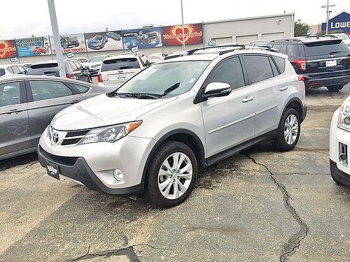 15 TOYOTA RAV4 ALLOYS AUTO  BLUETOOTH CAMARA TRASERA ESTRIBOS PIEL CD TODO ELECTRICO MC3900