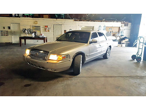 06 MERCURY GRAND MARQUIS AC DUAL ALLOYS AUTO  PIEL 4 PTS 214 565-5699 4800