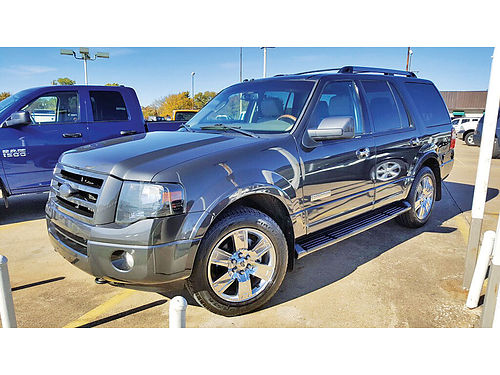 07 FORD EXPEDITION 3RA FILA ALLOYS AUTO  ESTRIBOS SISNAV CD TODO ELECTRICO 817 984-4419